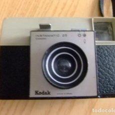 Cámara de fotos: KODAK INSTAMATIC 25 CAMARA DE FOTOS . Lote 155761470