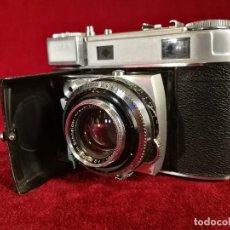 Cámara de fotos: ANTIGUA CAMARA DE FOTOS KODAK RETINA III C. F 2/50 MM CON ACCESORIOS BUEN ESTADO GENERAL OCASION !!!. Lote 156488182
