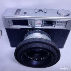 Cámara de fotos: HALINA 3000 CÁMARA ANTIGUA VINTAGE DE 1974. Lote 156536410