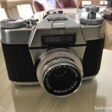 Cámara de fotos - Voigtlander FUNCIONANDO - 156607109