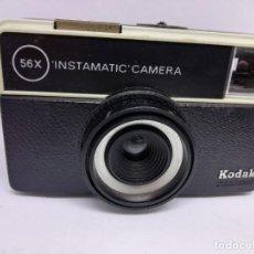 Cámara de fotos: KODAK 56X INSTAMATIC - CÁMARA DE FOTOS ANTIGUA VINTAGE . Lote 157341538