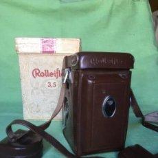 Cámara de fotos - Cámara Rolleiflex 3.5 - 157841546