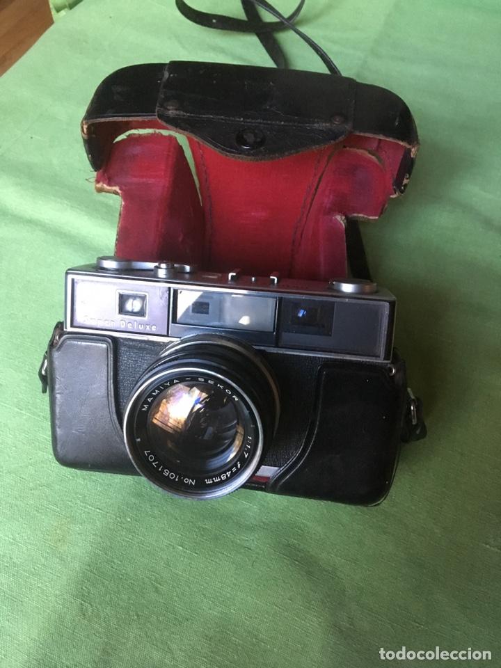 Cámara de fotos: Mamiya Sekor Super Deluxe - Foto 2 - 157939401