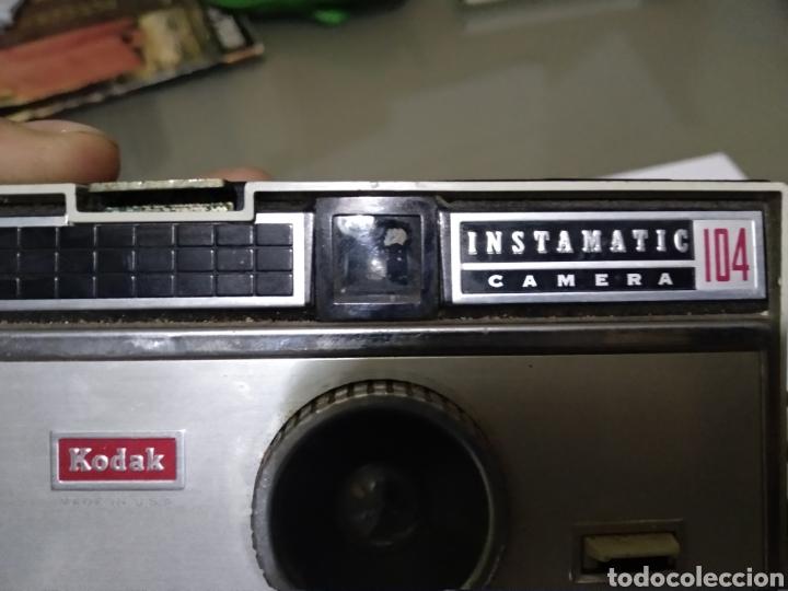 Cámara de fotos: Kodak instamatic camera 104 - Foto 6 - 157999836