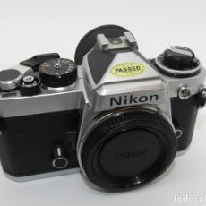 Cámara de fotos: NIKON FE. Lote 195424633