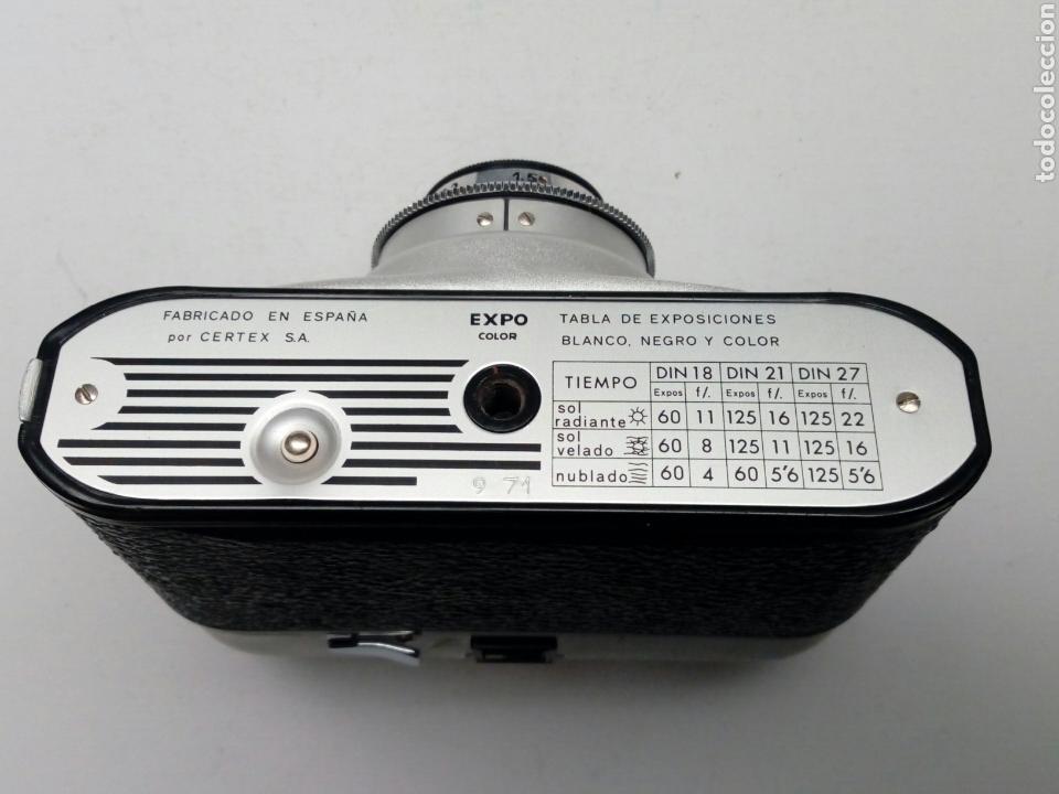 Cámara de fotos: PARA REPARAR - cámara EXPO COLOR Certex (anastigmatico Trilux 1:2.8 / 45mm) Pre - Werlisa - Foto 4 - 159502302