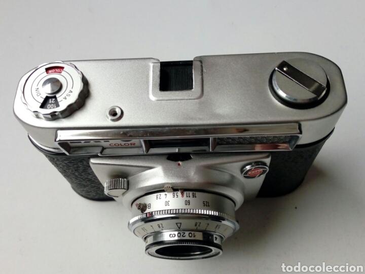 Cámara de fotos: PARA REPARAR - cámara EXPO COLOR Certex (anastigmatico Trilux 1:2.8 / 45mm) Pre - Werlisa - Foto 2 - 159502302