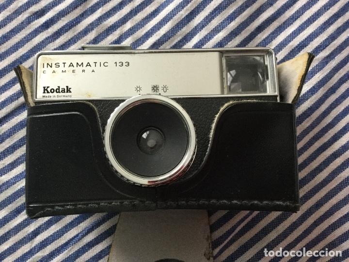 Cámara de fotos: Cámara Kodak instamatic 133 con funda original Made in Germany - Foto 3 - 159512366