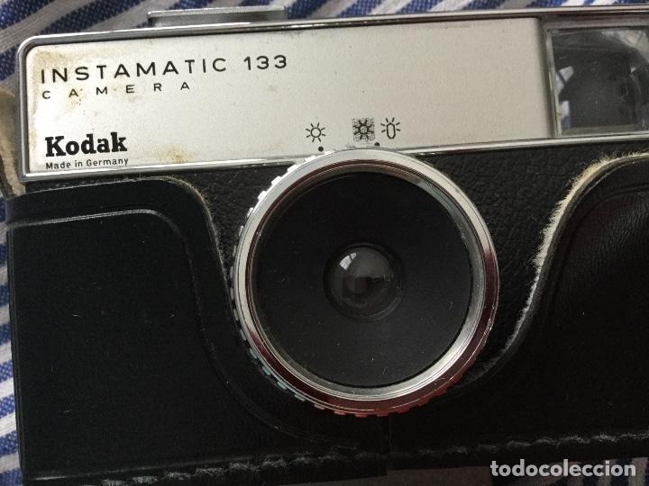 Cámara de fotos: Cámara Kodak instamatic 133 con funda original Made in Germany - Foto 5 - 159512366