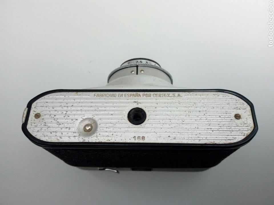 Cámara de fotos: PARA REPARAR - cámara WERLISA COLOR (anastigmatico Laotar 1:2.8 / 45mm) fabricada por Certex, S.A. - Foto 3 - 159527662