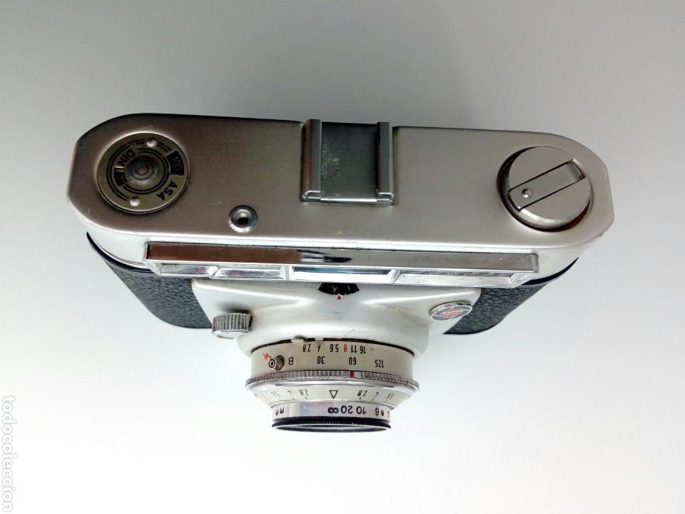 Cámara de fotos: FUNCIONA - cámara EXPO COLOR Certex (anastigmatico Trilux 1:2.8 / 45mm) Werlisa Lomografía - Foto 2 - 159530650