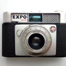 Cámara de fotos - FUNCIONA - cámara EXPO COLOR Certex (anastigmatico Trilux 1:2.8 / 45mm) Werlisa Lomografía - 159530650