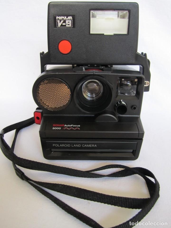Cámara de fotos: Polaroid sonar autofocus 5000 (ver fotos y descripción) - Foto 5 - 159613130