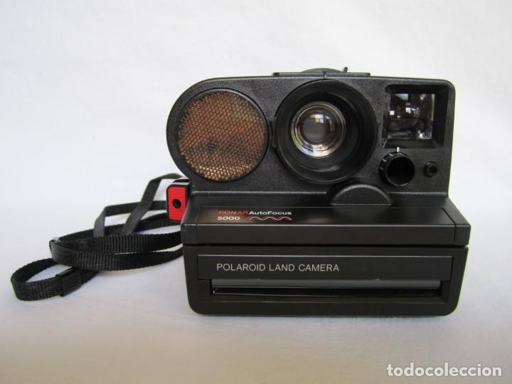 Cámara de fotos: Polaroid sonar autofocus 5000 (ver fotos y descripción) - Foto 7 - 159613130