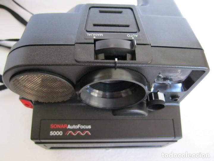 Cámara de fotos: Polaroid sonar autofocus 5000 (ver fotos y descripción) - Foto 8 - 159613130