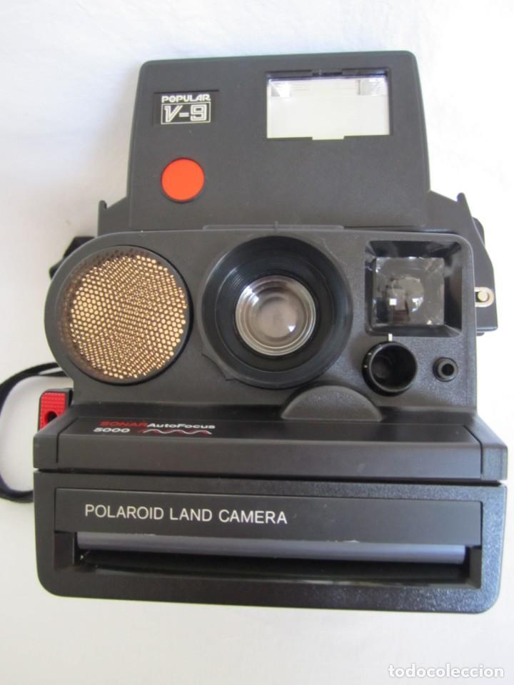 Cámara de fotos: Polaroid sonar autofocus 5000 (ver fotos y descripción) - Foto 6 - 159613130