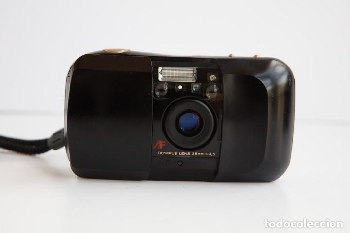 Cámara de fotos: Olympus stylus infinity - I 35mm 3.5 MJU I Camara Carrete Clasica 35mm - Foto 3 - 159644778