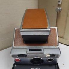 Cámara de fotos - polaroid sx 70, de las primeras, funcionando - 159736762