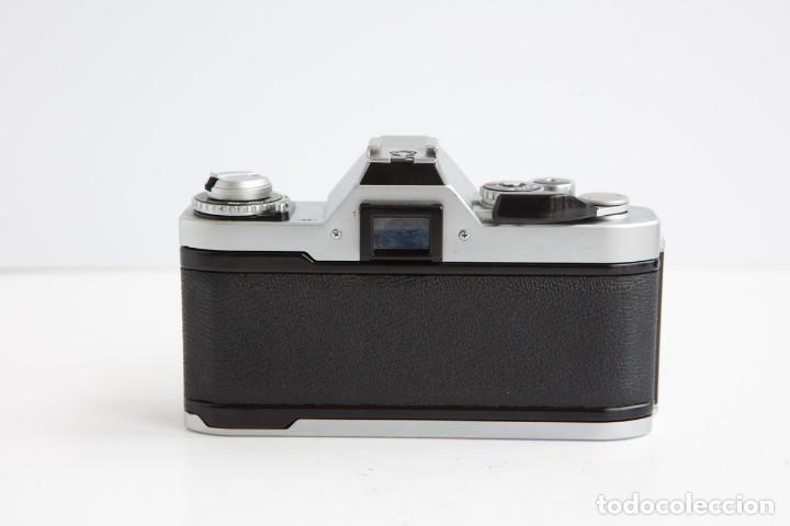 Cámara de fotos: Canon AV-1 Reflex + Lente Canon 50mm 1.8 Camara Reflex 35mm 35 mm Analogica - Foto 5 - 160041454