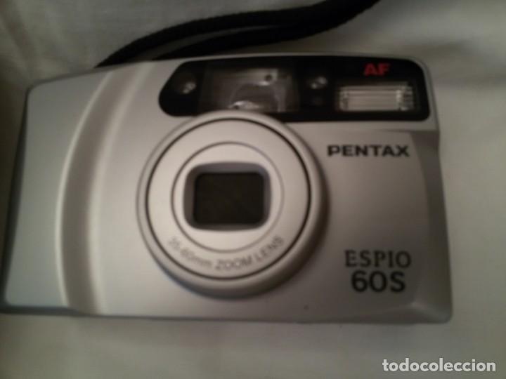 CAMARA PENTAX ESPIO 60S (Cámaras Fotográficas - Clásicas (no réflex))