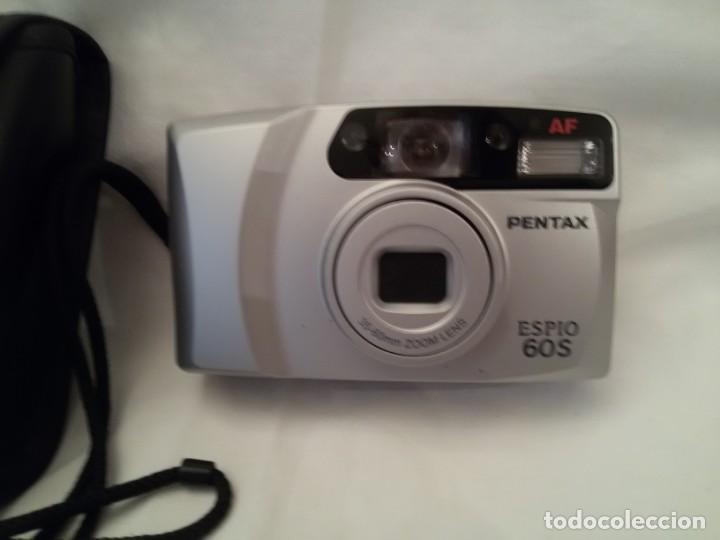 Cámara de fotos: CAMARA PENTAX ESPIO 60S - Foto 6 - 160359238