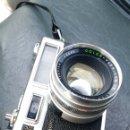 Cámara de fotos: CAMARA YASHICA ELECTRO 35 GSN.. Lote 160471080