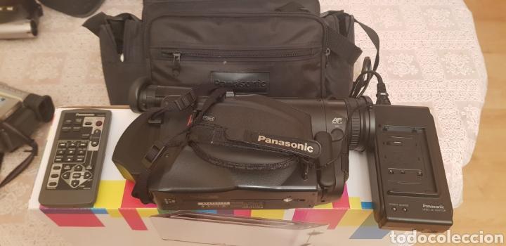 Cámara de fotos: Videocámara Panasonic sx3 - Foto 4 - 160849125