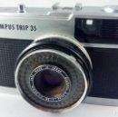 Cámara de fotos: OLYMPUS TRIP 35. Lote 160935454