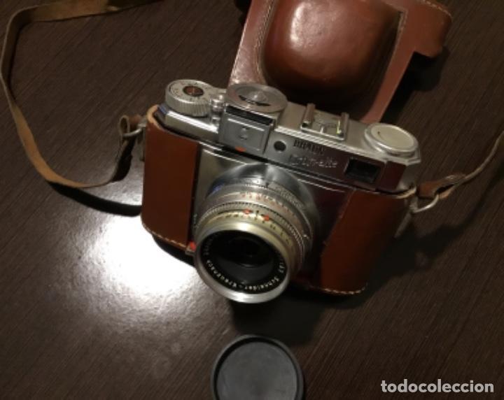 Cámara de fotos: Cámara fotográfica Braun colorette Perfecto estado - Foto 9 - 161037486
