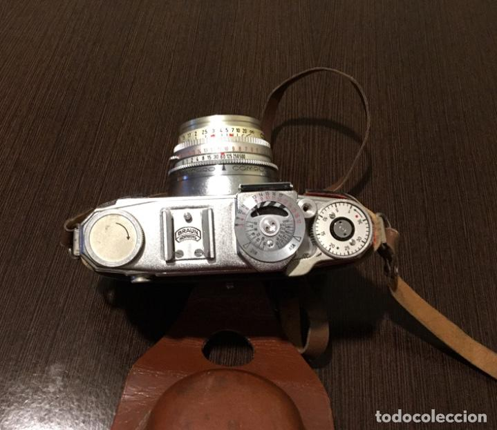 Cámara de fotos: Cámara fotográfica Braun colorette Perfecto estado - Foto 11 - 161037486