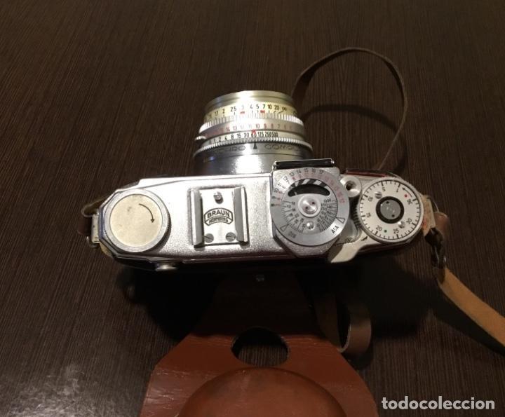 Cámara de fotos: Cámara fotográfica Braun colorette Perfecto estado - Foto 12 - 161037486