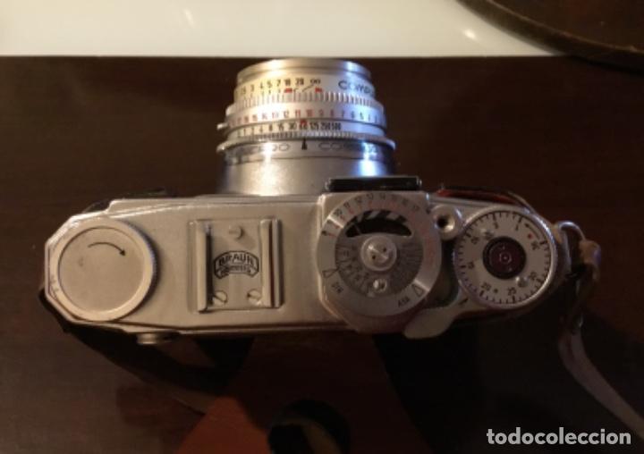 Cámara de fotos: Cámara fotográfica Braun colorette Perfecto estado - Foto 15 - 161037486