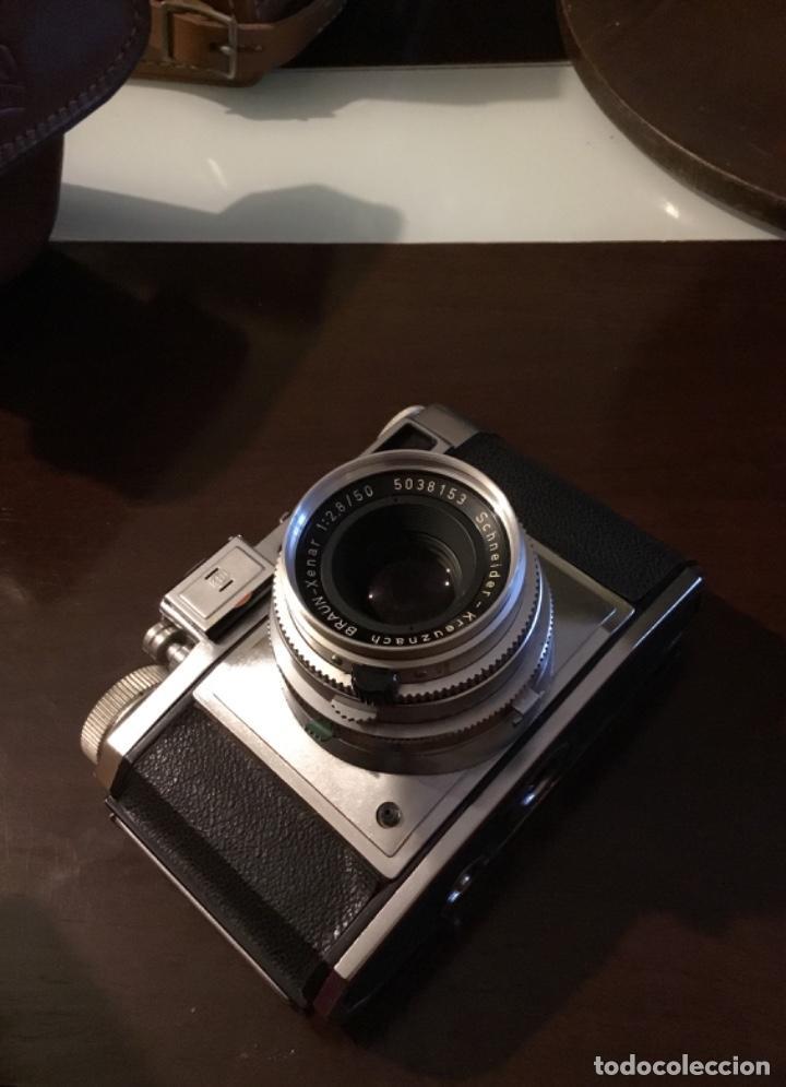 Cámara de fotos: Cámara fotográfica Braun colorette Perfecto estado - Foto 17 - 161037486