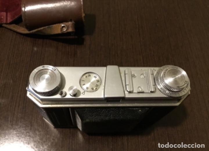 Cámara de fotos: Cámara fotográfica Kodak retina En su estuche perfecta - Foto 5 - 161041314