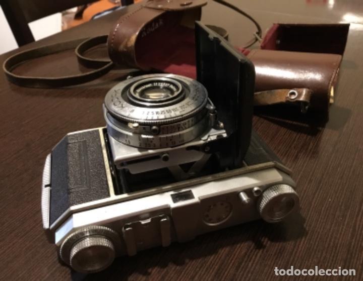 Cámara de fotos: Cámara fotográfica Kodak retina En su estuche perfecta - Foto 8 - 161041314
