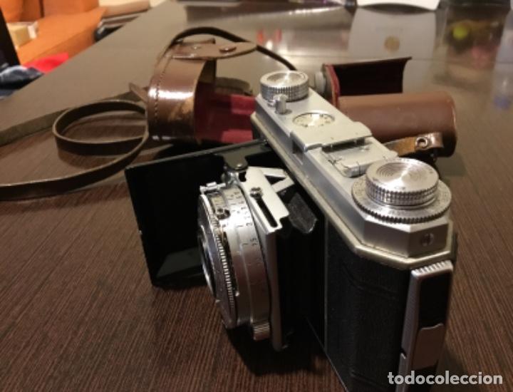 Cámara de fotos: Cámara fotográfica Kodak retina En su estuche perfecta - Foto 9 - 161041314