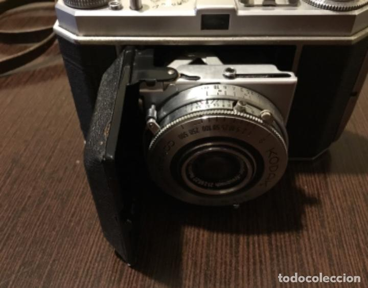 Cámara de fotos: Cámara fotográfica Kodak retina En su estuche perfecta - Foto 10 - 161041314