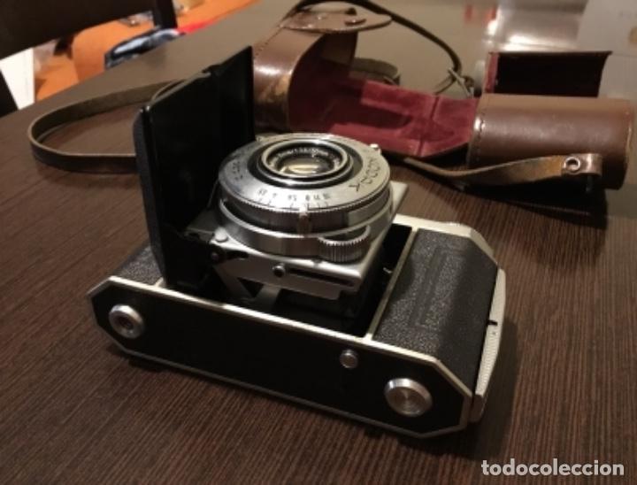 Cámara de fotos: Cámara fotográfica Kodak retina En su estuche perfecta - Foto 11 - 161041314