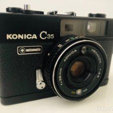Cámara de fotos: KONICA C 35 AUTOMATIC. Lote 161741568