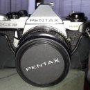 Cámara de fotos: PENTAX ME SUPER. Lote 161902422
