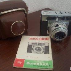 Cámara de fotos - Zeiss Ikon contessa matic - 162034992