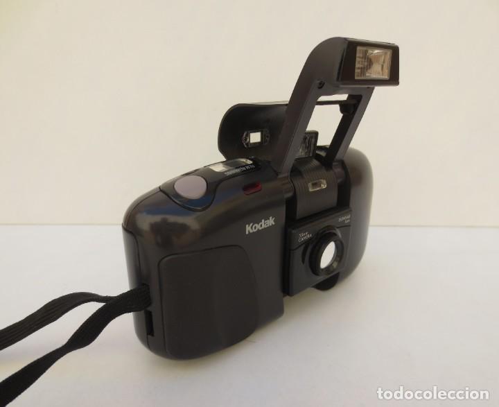 Cámara de fotos: CAMARA KODAK - CAMEO MOTORDRIVE - 35mm EKTANAR LENS - MADE IN MEXICO- CON FUNDA - Foto 2 - 162480590