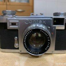 Cámara de fotos - CONTAX II CON OBJETIVO SONAR 50MM 2 - 162660486