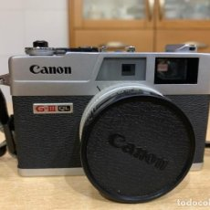Cámara de fotos: CANON G-III QL CANONET QL17. Lote 162665390