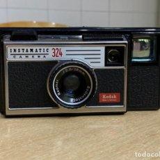 Cámara de fotos: KODAK INSTAMATIC 324. Lote 162804846