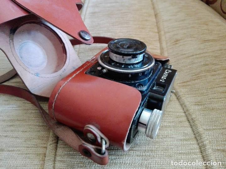 Cámara de fotos: Cámara rusa Smena-2 LOMO de película vintage - Foto 3 - 164876998