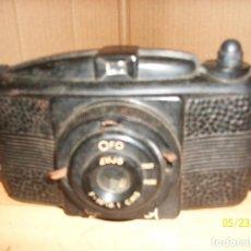 Cámara de fotos: ANTIGUA CAMARA GRADOSOL-DE BAQUELITA-AÑOS 1950. Lote 165544070
