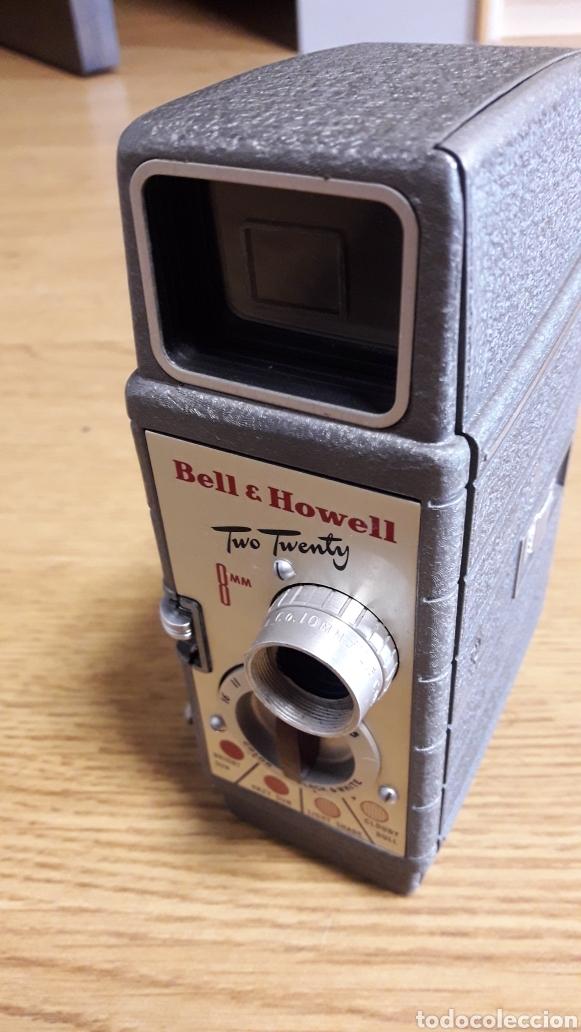 ANTIGUA VIDEOCAMARA BELL & HOWELL SÚPER 8 (Cámaras Fotográficas - Clásicas (no réflex))