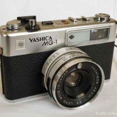 Cámara de fotos: CAMARA YASHICA MG-1, TELEMETRICA. Lote 166131962