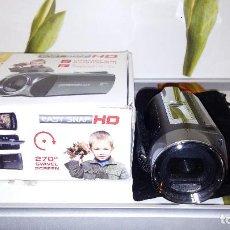 Cámara de fotos: VIDEOCAMARA HD. Lote 166166074